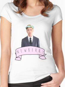 Luke Newberry is Fabulous Women's Fitted Scoop T-Shirt