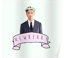 Luke Newberry is Fabulous Poster