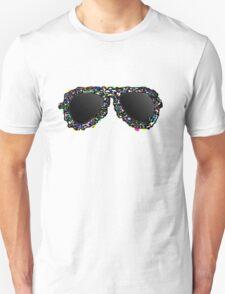 Aviators Black Unisex T-Shirt