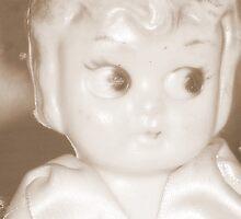 Kewpie by gracespangle