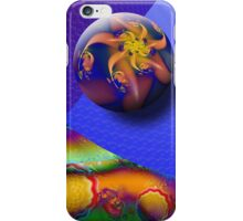 Planet Acid iPhone Case/Skin