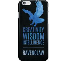 Harry Potter Inspired Ravenclaw House print iPhone Case/Skin