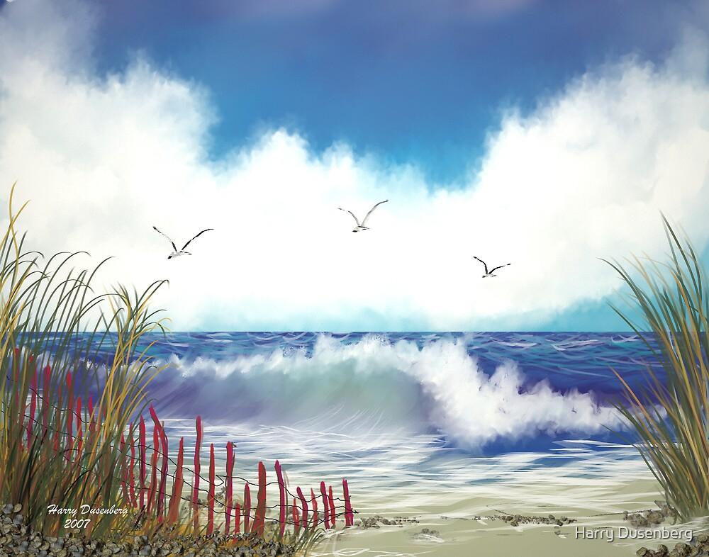 Seascape4 by Harry Dusenberg