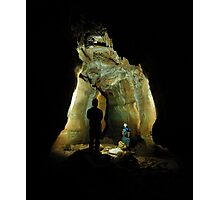 Ningbing Ranges Kimberley Cave Passage Photographic Print