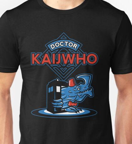 Doctor Who Doctor Kaijwho Unisex T-Shirt