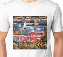 Crete-Heraklion Ferry Dock Unisex T-Shirt