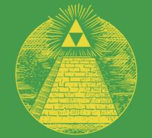 Hyrulian Seal Kids Tee