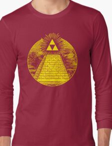 Hyrulian Seal Long Sleeve T-Shirt
