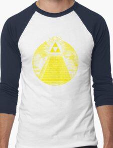 Hyrulian Seal Men's Baseball ¾ T-Shirt