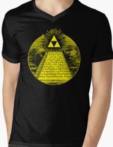 Hyrulian Seal Mens V-Neck T-Shirt
