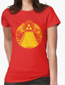 Hyrulian Seal Womens Fitted T-Shirt