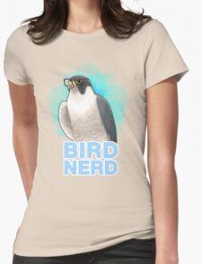Bird Nerd Womens Fitted T-Shirt