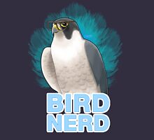 Bird Nerd Womens Fitted T-Shirt