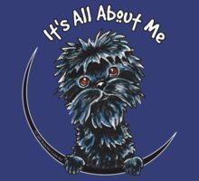 Affenpinscher : Its All About Me by offleashart
