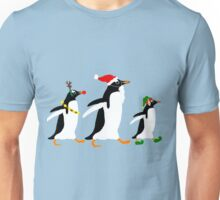 We Three Penguins Unisex T-Shirt
