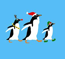 We Three Penguins by Needs-Must