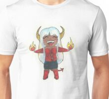 Chibi demonness Unisex T-Shirt