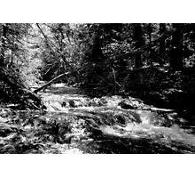 Waterfall 1 Photographic Print