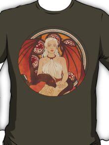 Fire Nouveau T-Shirt