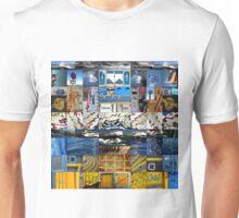 Heraklion-Sailing Harbour Unisex T-Shirt