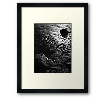 West Kirby Beach Framed Print