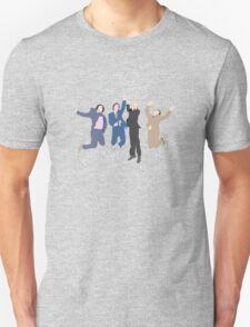 The Channel 4 news team Unisex T-Shirt