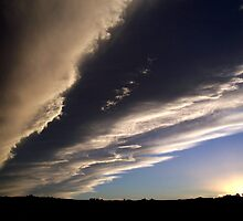 Tide in the Sky 1 by Jolibra