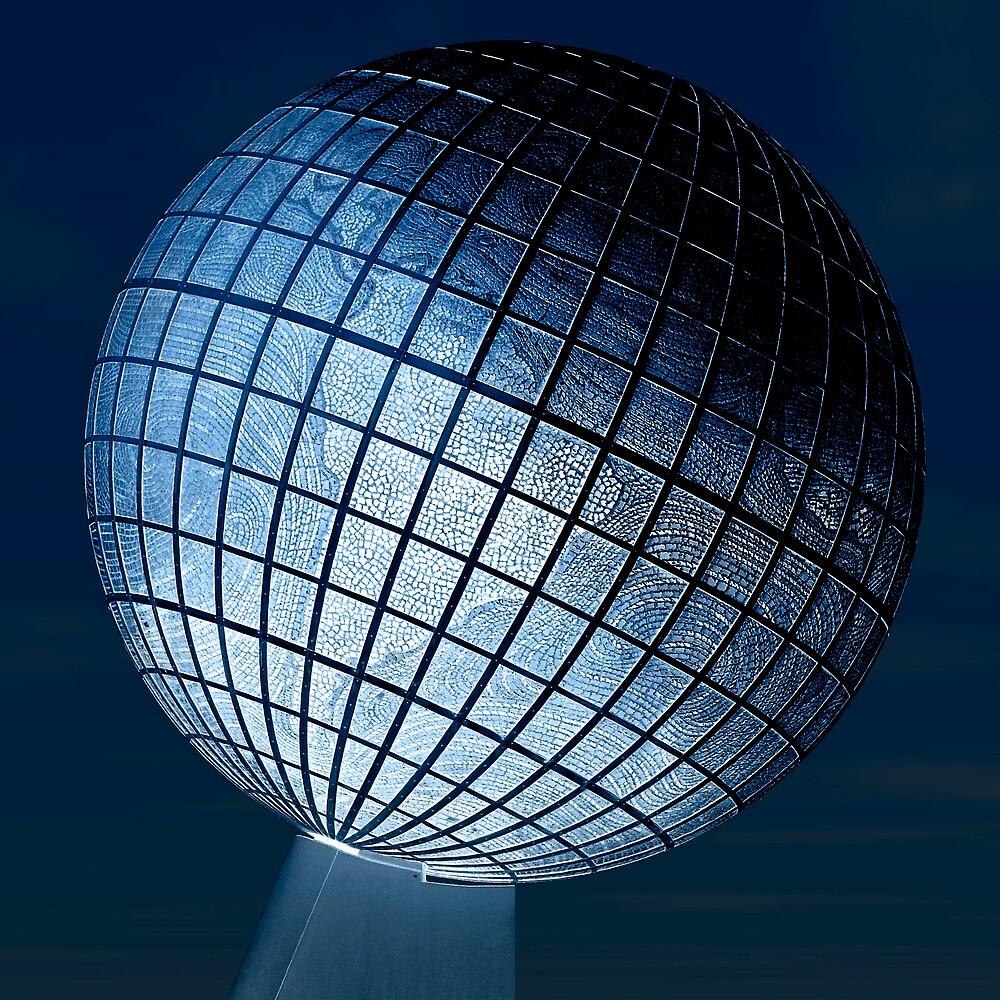 The Globe by Ziad Kadi