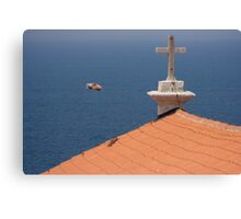 The Freedom of Flying Canvas Print