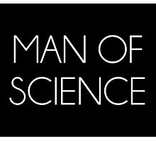 Man Of Science Photographic Print
