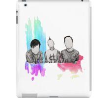 Faceless 182 iPad Case/Skin