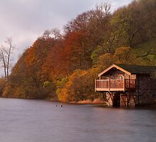 Duke Of Portland Boathouse by Nick Atkin