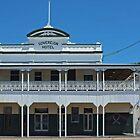 Sovereign Hotel - Townsville by Paul Gilbert