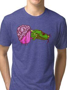 Zombie Coffee Tri-blend T-Shirt