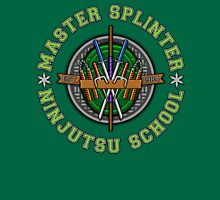 Master Splinter's Ninjutsu School Unisex T-Shirt