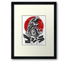 The King Will Rise Framed Print