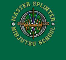 Master Splinter's Ninjutsu School (Vintage) Unisex T-Shirt