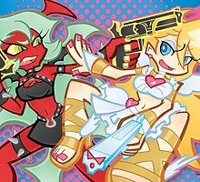 Panty & Scanty by Missy Pena