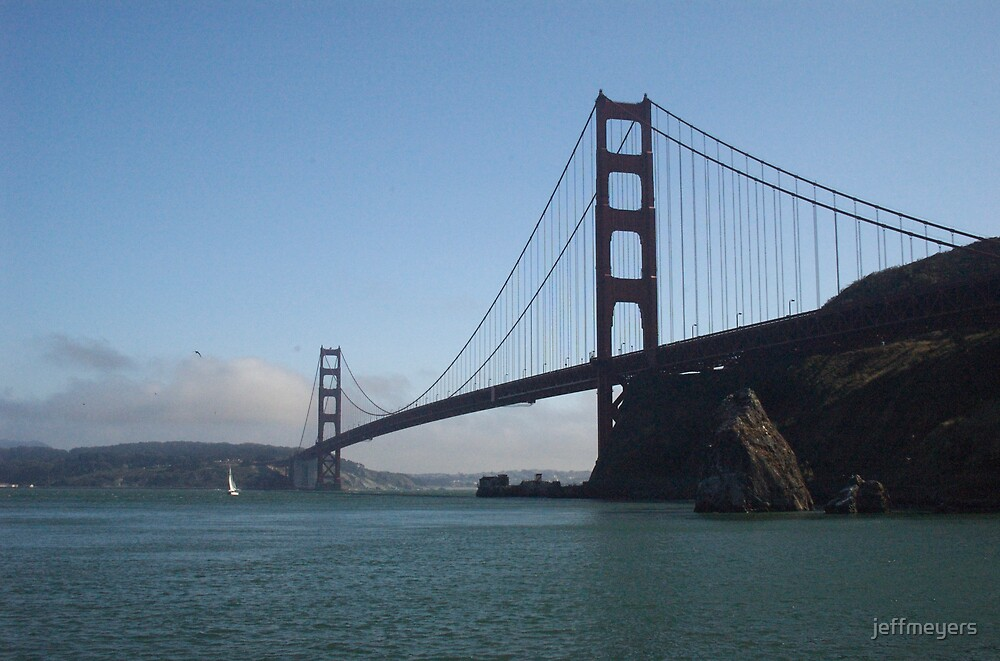 Golden Gate Bridge 2 by jeffmeyers