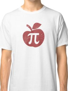 Apple Pie Pi Day Classic T-Shirt