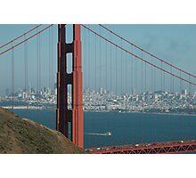 Golden Gate Bridge 3 Photographic Print