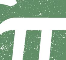 Apple Pie Pi Day Sticker