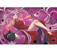 Wicked Lady Photographic Print