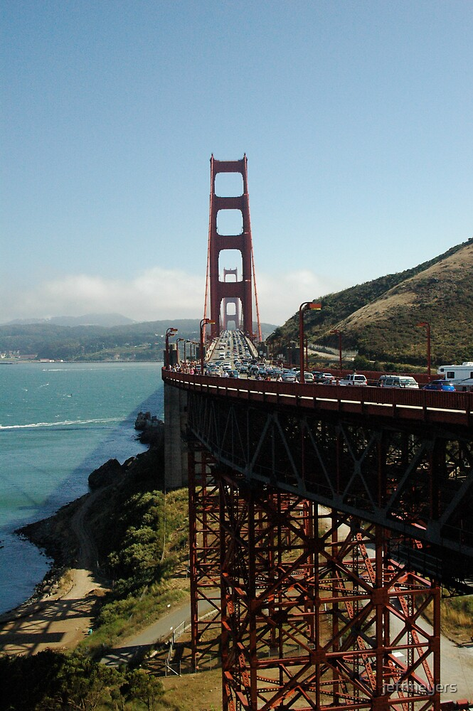 Golden Gate Bridge 4 by jeffmeyers