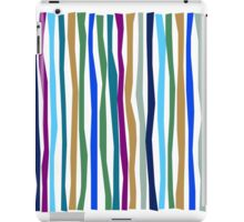 Water Color Sticks iPad Case/Skin