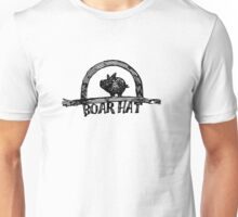 The Boarhat Bar logo Unisex T-Shirt