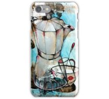 Art Of Coffee  iPhone Case/Skin