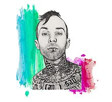Travis Barker by Lauraaan182