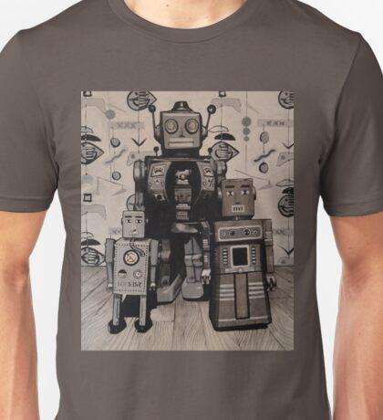 robot study #12 Unisex T-Shirt