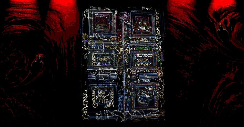 THE DARKEST DOOR by zee1